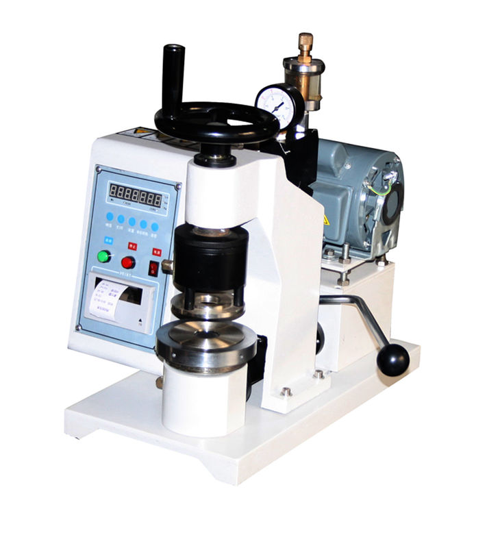 ISO TAPPI Standard Strength Machine Electronic Test Equipment Economical Electronic Rupture