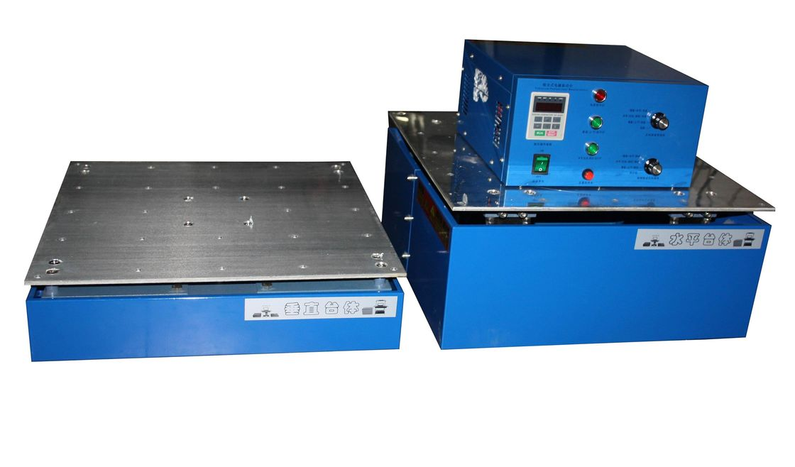 Transport Vibration Simulate Tester Amplitude Adjustable Vertical Horizontal Type Battery Vibration Testing Equipment