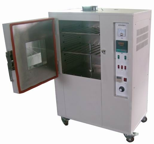Anti - Yellowing Aging Test Chamber Footwear Testing Equipments